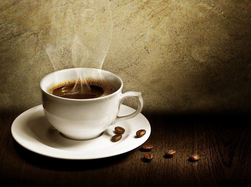 чай кофе фоны