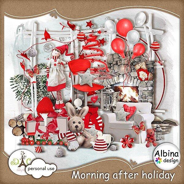 рождественское утро