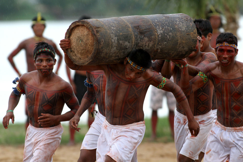 Brazil Indigenous Games