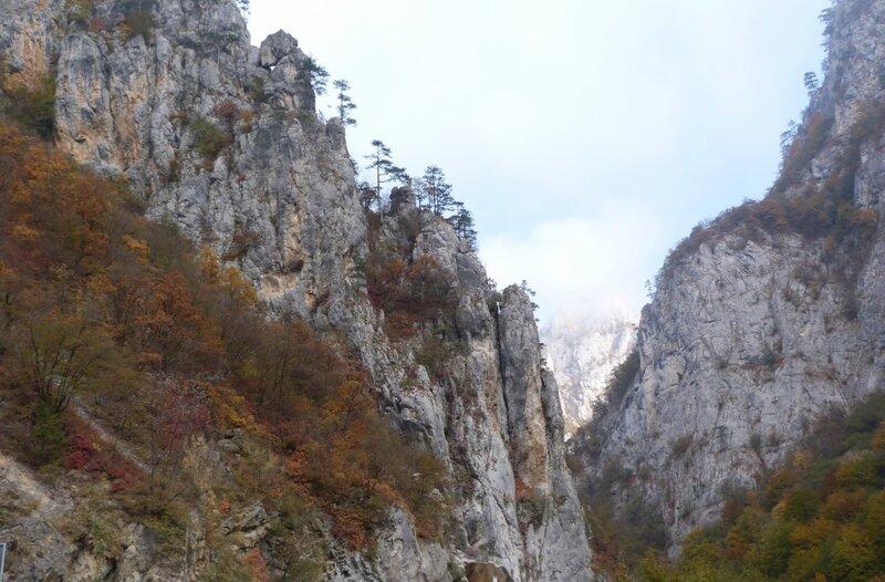 Дорога Приеполье - Биело-Поле