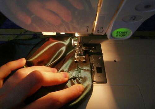 Бахилы многоразовые... инструкции по шитью