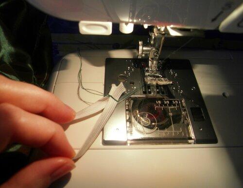 Бахилы бесплатно...  пошаговые инструкции по шитью