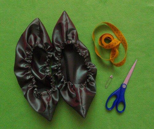Бахилы многоразовые... пошаговые инструкции по шитью