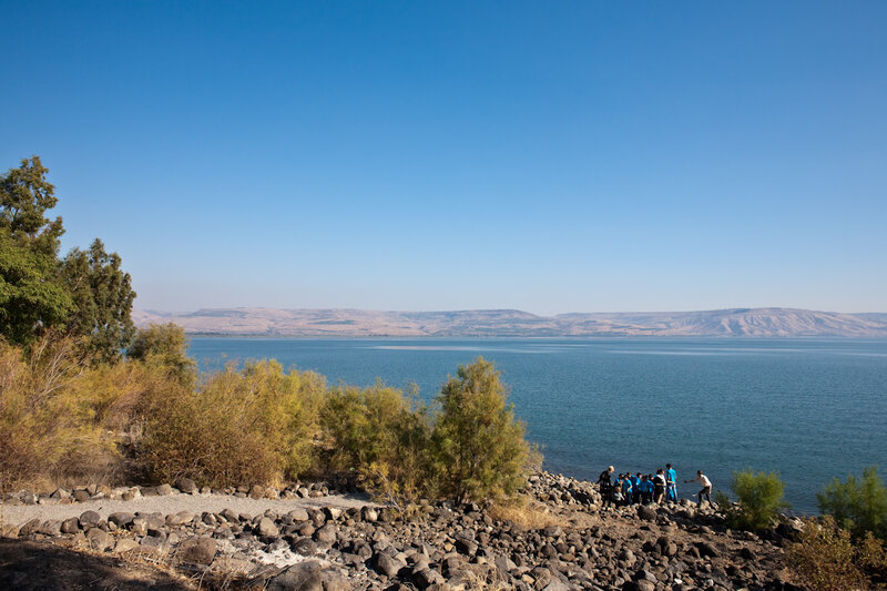 Генисаретское озеро (Кинерет)