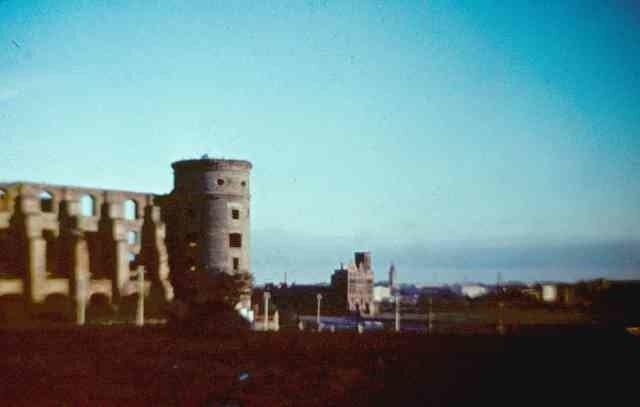 Калининград 1960-х на фото и в стихах Бродского