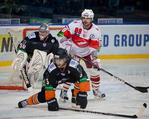 Лев - Спартак 2:3 06-11-2011