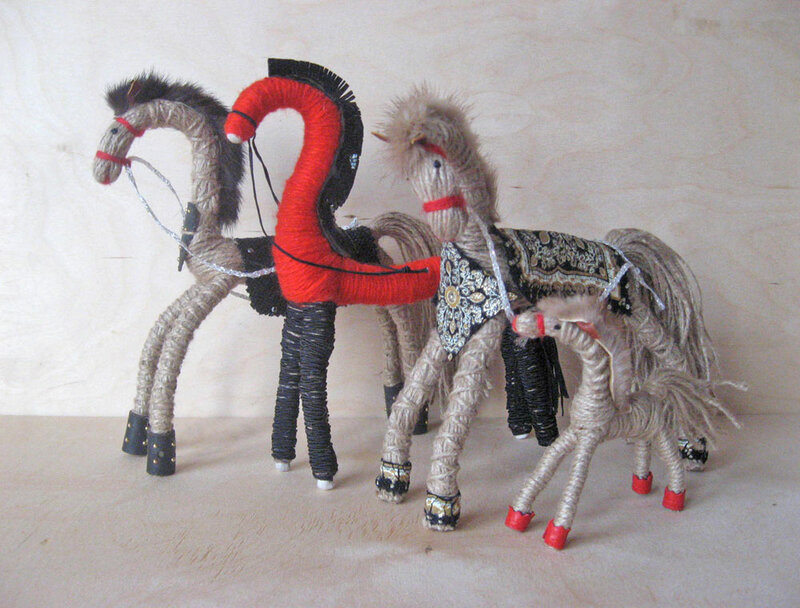 Поделки лошадки своими руками фото
