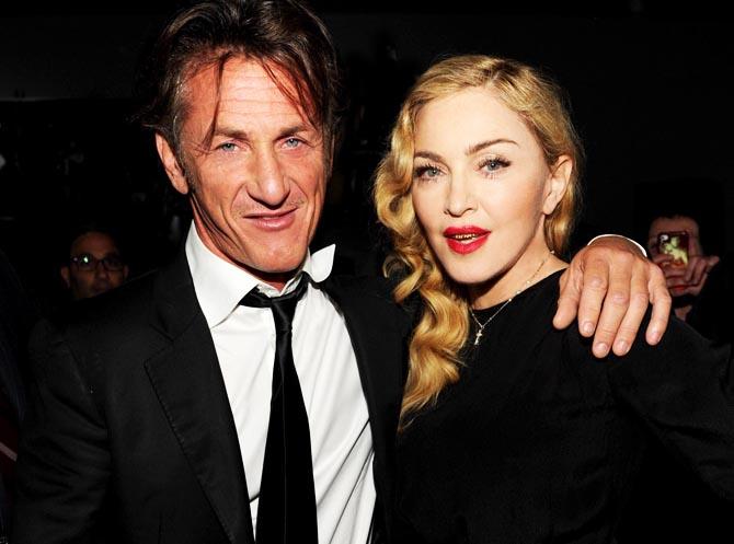Шон Пенн и Мадонна воссоединились?