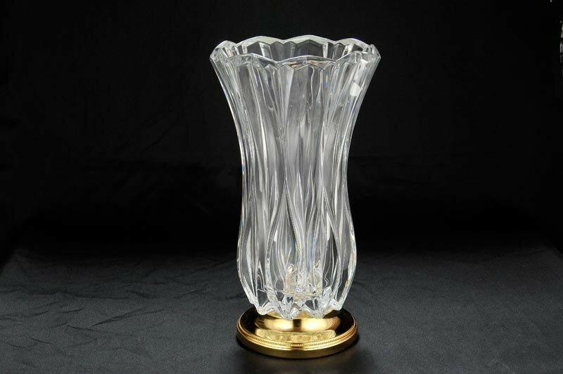 купить хрустальную вазу для цветов в уссурийск позвонить Казахстана