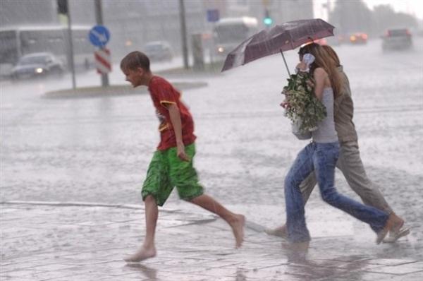 В Беларуси из-за непогоды за прошедшие сутки пострадали 16 населенных пунктов