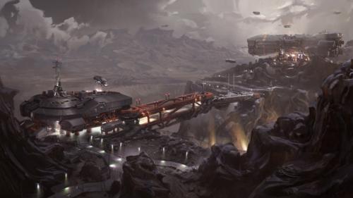 Halo 5 Земля стекла [Glasslands]