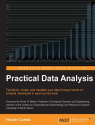 Книга Practical Data Analysis
