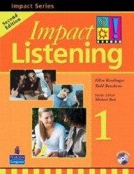 Аудиокнига Impact Listening 1
