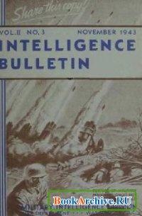 Журнал Intelligence Bulletin. Vol. II  No 3. 1943-11.