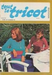 Журнал Tout le Tricot №89 1974