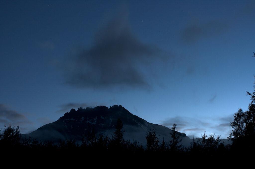 Легендарная гора Манарага