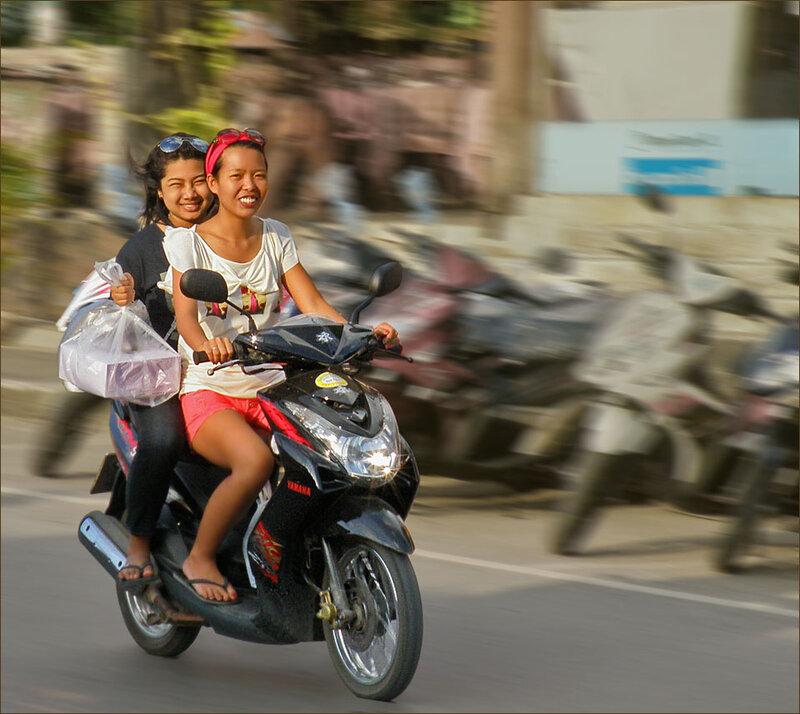 Тайские улыбки