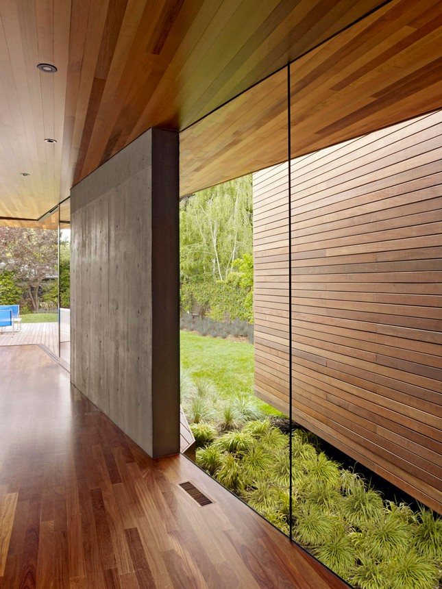 Реконструкция и новый дизайн Bal Residence в Калифорнии