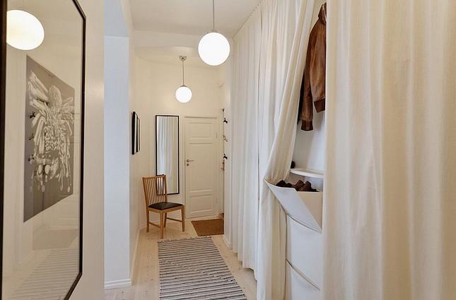 Двухуровневый пентхаус в Стокгольме, Швеция