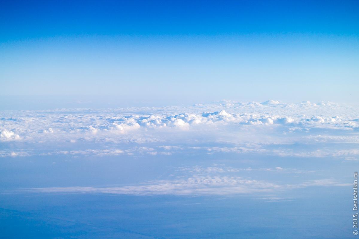 Полёт Саратов - Санкт-Петербург 8