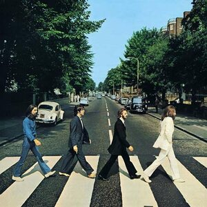 Двенадцатый альбом группы - The Beatles - Abbey Road