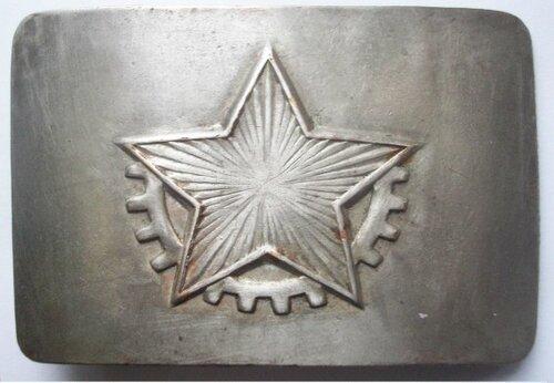 Охрана промышленных предприятий 1951-1961