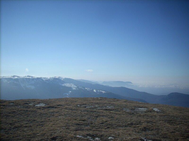 Прекрасный вид с горы Роман-Кош