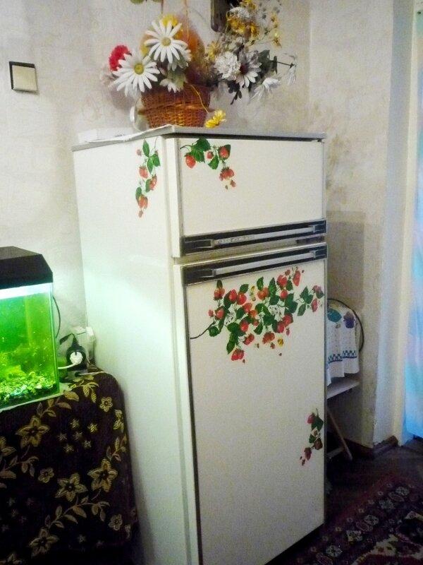 Реставрация холодильников своими руками 984