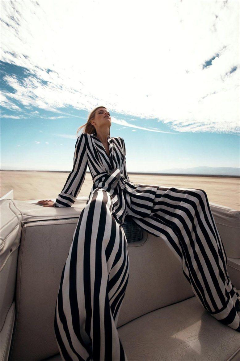 модель Джулия Стенер / Julia Stegner, фотограф Solve Sundsbo