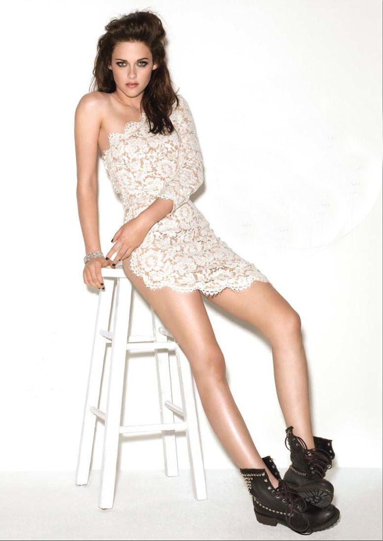 модель Кристен Стюарт / Kristen Stewart, фотограф Matthias Vriens-McGrath