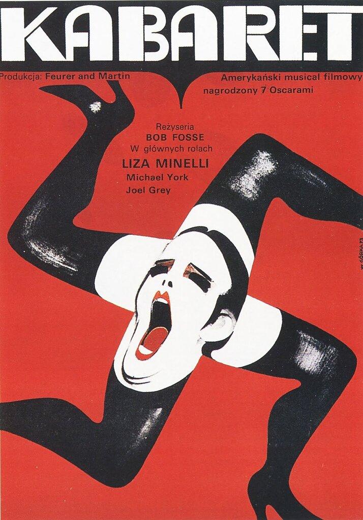 1973, Wiktor Gorka, Cabaret