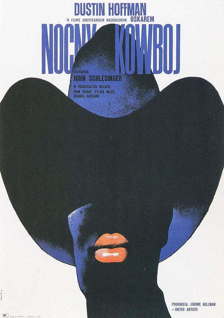 1973, Waldemar Swierzy, Midnight Cowboy