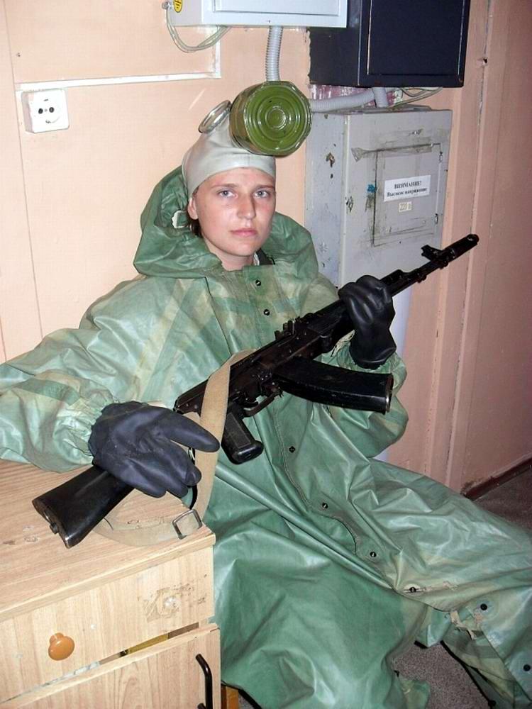 От тайги до британских морей ... : Лица девушек из Российской армии (8)