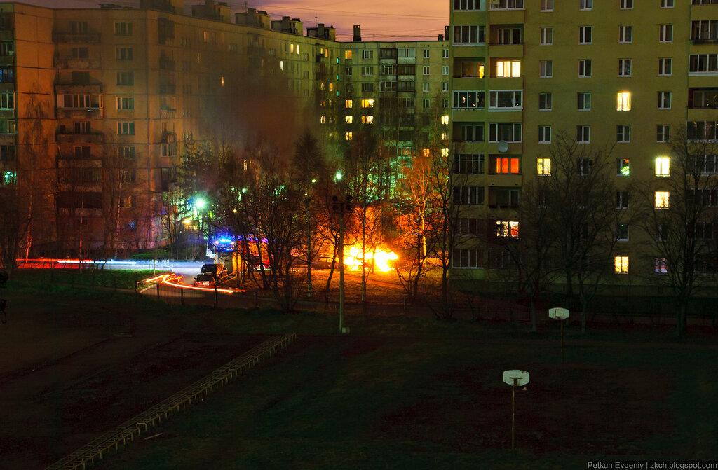Автор: Петкун Евгений, блог Евгения Владимировича, фото, фотография: Пожар