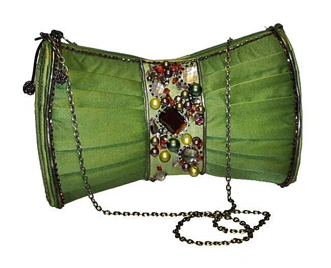 Часть 41 - Дамские сумочки от дизайнера...  Ключницы.