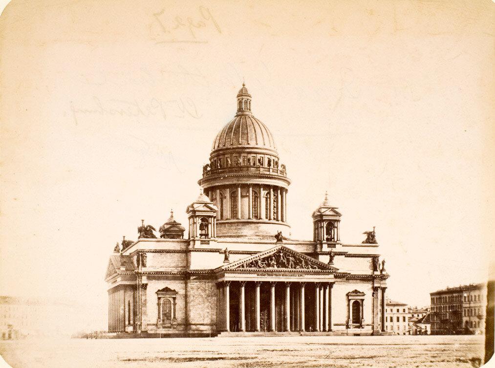 07. Санкт-Петербург, Исаакиевский собор