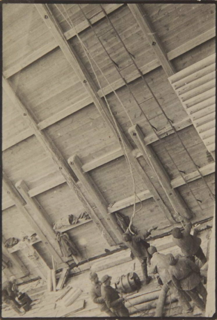 1933. Строительство Беломоро-Балтийского канала