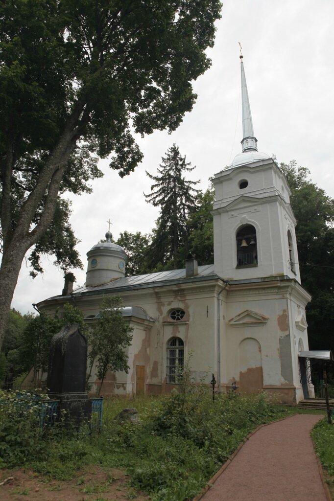 Гдов - Покровская церковь