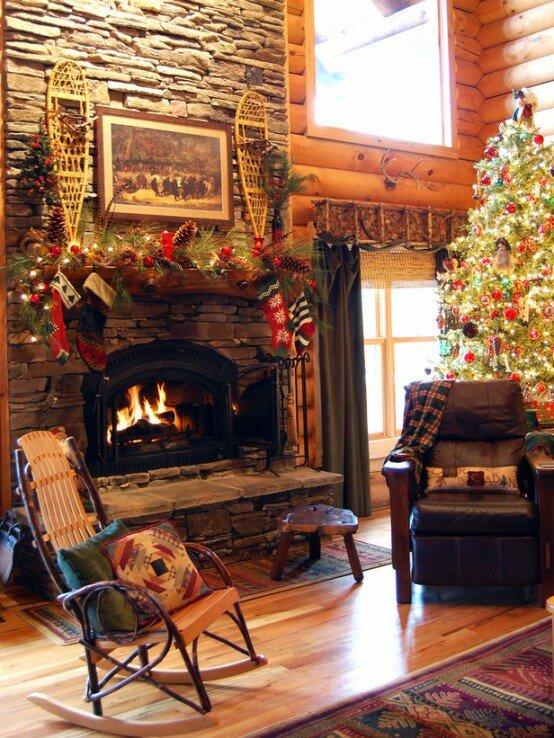 Новогодние идеи для дома