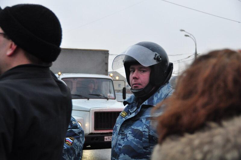 2011. Москва, Болотная площадь.