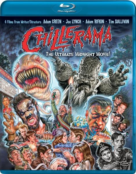 ��������� / Chillerama (2011) HDRip