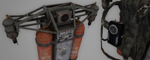 Jetpack Made in USSR ☭