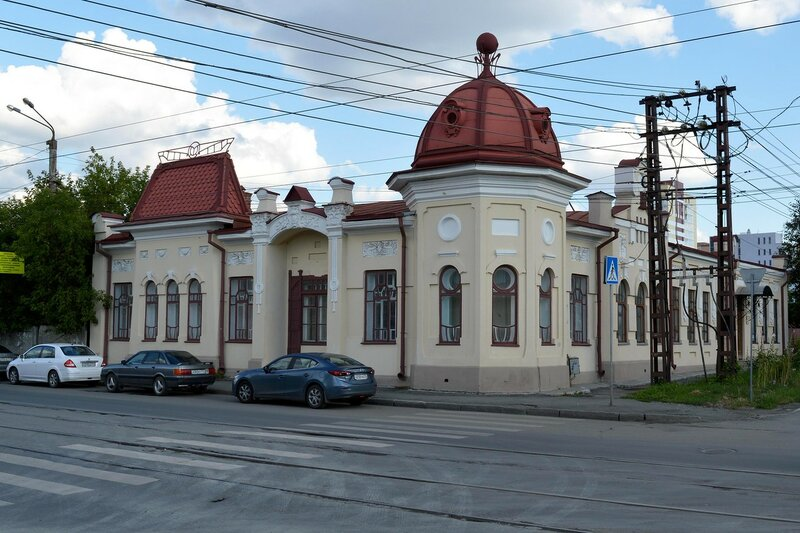 Ул. Пушкина, 1