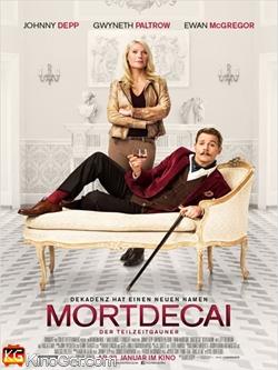 Mortdecai - Der Teilzeitgauner (2015)