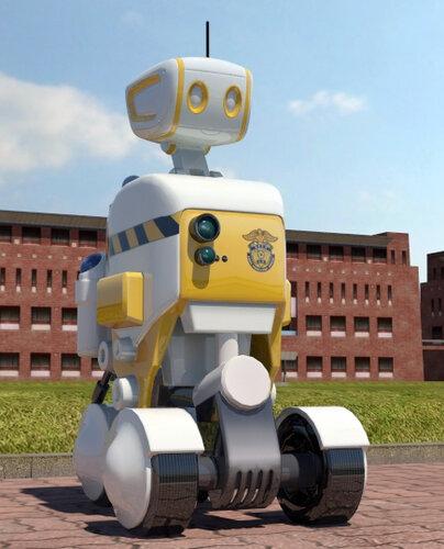 Робот, технологии, новости