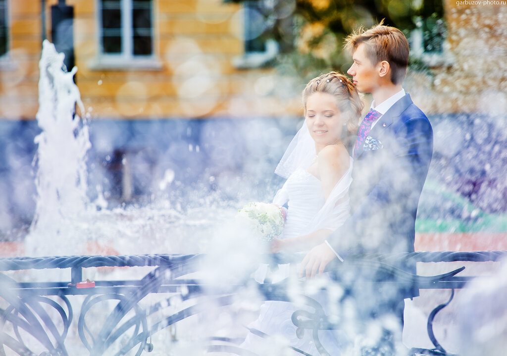 Свадьба Елены и Никиты.