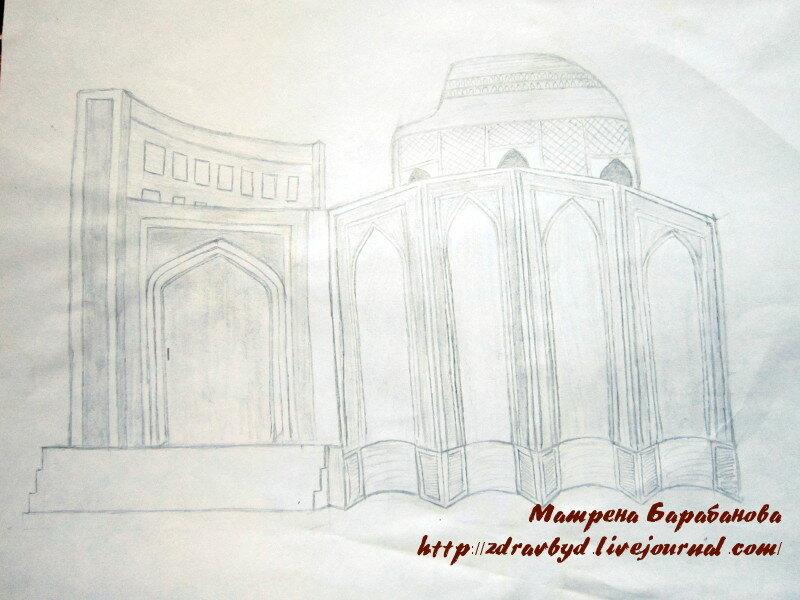 мавзолей династии Суфи