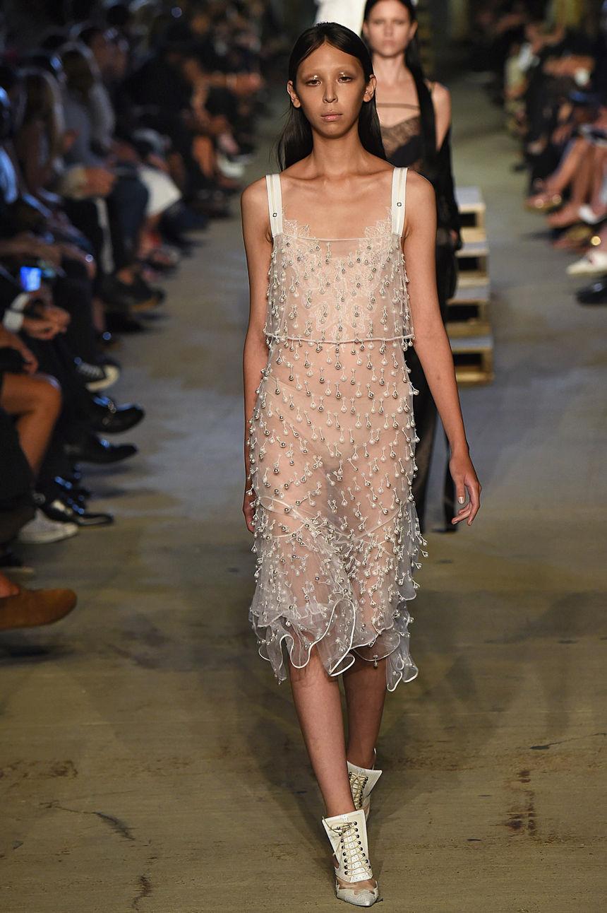 Givenchy. Весна-лето 2016