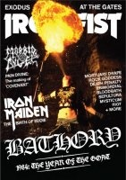 Журнал Iron Fist - February-March (2015)