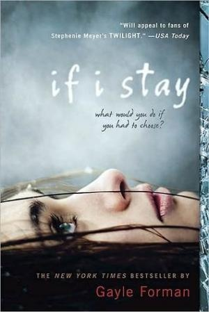 Книга If I Stay